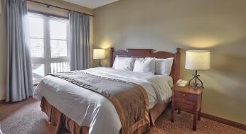 1 bedroom bed
